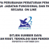 Perubahan Peraturan Kenaikan Jabatan Fungsional Dosen