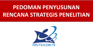 Rencana Strategis Penelitian