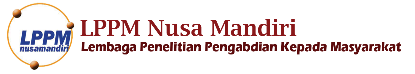 LPPM Nusa Mandiri