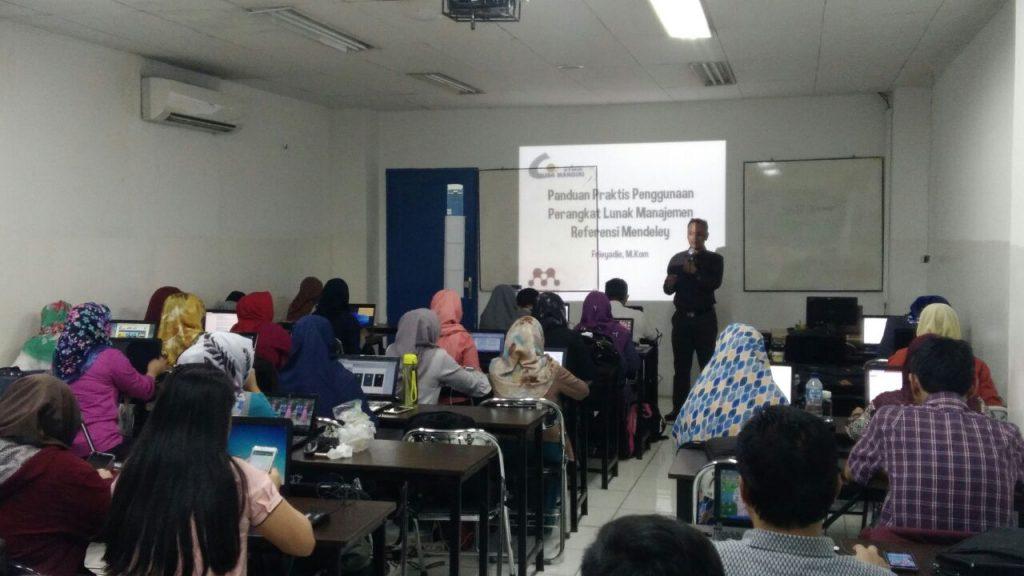 Pelatihan Pembuatan Jurnal, Citasi & Check Plagiarism