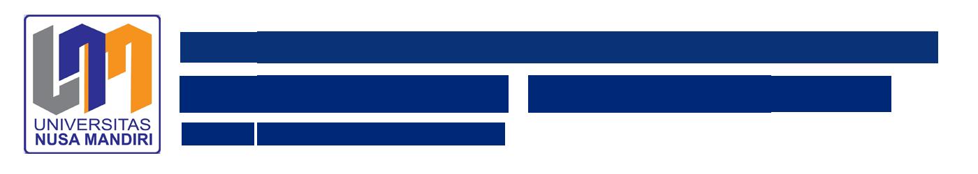 LPPM UNIVERSITAS NUSA MANDIRI